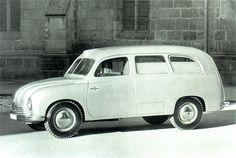 Tatra 201 Sanita, 1949
