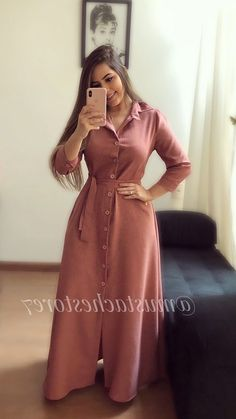 7ee031e261b96611b4463f6005ad7bb1.jpg 701×1,246 pixels Hijab Dress, Hijab Outfit, Dress Skirt, Church Outfits, Modest Outfits, Modest Dresses, Casual Dresses, Hijab Fashion, Fashion Dresses