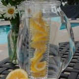 Pitcher to infuse your water with natural fruit! $18