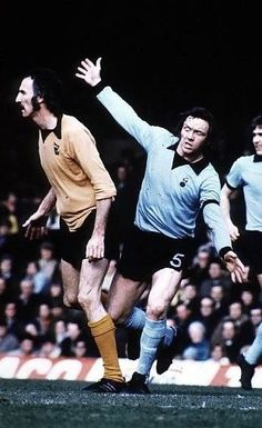 Wolves 1 Coventry City 1 in April 1974 at Molineux. Derek Dougan and Ernie Hunt in action Wolverhampton Wanderers Fc, Coventry City, Wolves, Kicks, Football, Concert, 1970s, Clock, Action