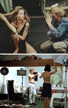 Images from Blow-Up- 60s mod film