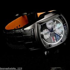 New Invicta Mens Ed Lupah Swiss Made Automatic Chronograph Diamond MOP Watch | eBay