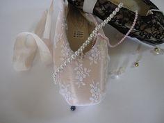 lace pointe shoes