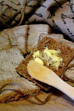 Kakkuviikarin vispailuja!: Ruispalat Bread Recipes, Cooking Recipes, Bread Board, French Toast, Bakery, Stuffed Mushrooms, Food And Drink, Healthy Eating, Yummy Food