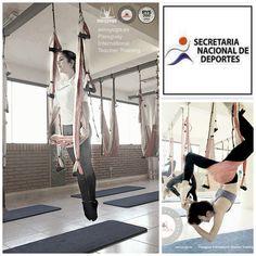 yogacreativo.com: AeroYoga® International con la Secretaria Nacional de Deportes de Paraguay #wellness #ejercicio #moda #tendencias #fitness #yogaaereo #pilatesaereo #bienestar #aeroyogamexico #aeroyogabrasil #yogaaerien #aeropilates #aeroyoga #aeropilatesbrasil #aeropilatesmadrid #aeropilatesmexico #weloveflying #aerial #yoga #pilates #aero #medicina #salud #aeroyogaparaguay #aerialyoga #belleza