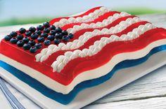 All-American Flag Mold