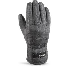 Murano is the perfect glove to wear within a glove or as a standalone piece when commuting to and from work. Dakine constructed this glove with 40g Thinsulate and 280g Fleece for comfortable warmth.