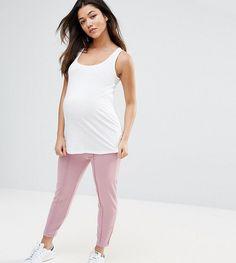 ASOS Maternity Cigarette Jogger - Pink