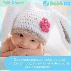 Que a páscoa seja lembrada pelo seu real e motivo! #bebê123 #diáriodemãe