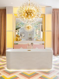 The Effective Pictures We Offer You About art deco interior wall decor A quality picture can tell you many things. You can find the most beautiful pictures that can be presented to you about art deco Bad Inspiration, Bathroom Inspiration, Interior Design Inspiration, Furniture Inspiration, Yellow Interior, Interior And Exterior, Interior Plants, Interior Doors, Home Design