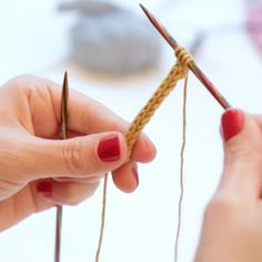 comment tricoter une i-cord