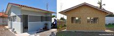 Uma casa sustentável construída no Brasil chamou a atenção de moradores da capital do Mato Grosso do Sul. E isso, se deve ao fato de que a residência foi