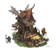 watch tower steampunk - Buscar con Google