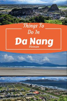 If you are travelling to Vietnam, don't miss the city of Da Nang. There is so many things to do in Da Nang, from the beach to hiking. Not sure what to do in Da Nang, check out our post. #vietnam #thingstodo #centralvietnam #southeastasia