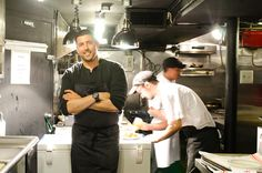 Joe Isidori of Chalk Point Kitchen in New York, NY