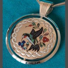Silver Hummingbird