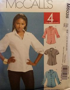 Image result for McCall's pattern M6035