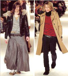 dior homme autumn/winter 2004