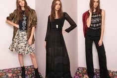 Nicole Miller Pre-Fall 2016 Collection