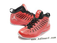 size 40 39353 8081c 2012 Jordan Super Fly Olympic Shoes In Red Black