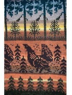 Double Knitting Patterns, Fair Isle Knitting Patterns, Fair Isle Pattern, Knitting Charts, Loom Knitting, Monochrome, Knitting Accessories, C2c, Hama Beads