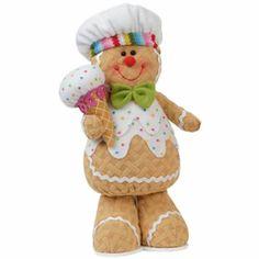Gingerbread Crafts, Gingerbread Decorations, Christmas Gingerbread, Disney Christmas Decorations, Christmas Themes, Christmas Crafts, Manta Polar, Boy Decor, Felt Christmas Ornaments