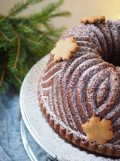 Piparikakku - täydellinen kahvikakku joulupöytään!