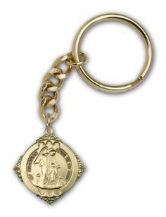 Antique Gold Guardian Angel Keychain by Bliss, http://www.amazon.com/dp/B0037ZBRFC/ref=cm_sw_r_pi_dp_VHS-pb0WY8SSW