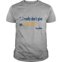 I really dont give an EXPLETIVE  Ryan Miller Womens - I really dont give an EXPLETIVE - Ryan Miller (Womens)  #funnyshirts #awesomeshirts #hockey #hockeyshirts hockey Tshirts