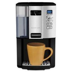 Cuisinart 3-Quart Programmable Coffee Maker