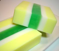 Lemon Verbena - Natural Handmade Soap