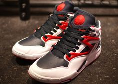 2012 Olympic Pumps