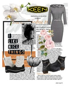 """""""So Fresh and So Keen: Contest Entry"""" by rizqinarahmalia ❤ liked on Polyvore featuring Keen Footwear and keen"""