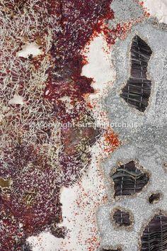 Sue Hotchkis Susan Hotchkis textile designer stitched abstract art Textile Fiber Art, Textile Artists, Collagraph, Textiles Techniques, Large Canvas Art, Fabric Manipulation, Diy Embroidery, Map Art, Fabric Art