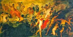 The Council Of The Gods by Peter Paul Rubens Handmade oil painting reproduction on canvas for sale,We can offer Framed art,Wall Art,Gallery Wrap and Stretched Canvas,Choose from multiple sizes and frames at discount price. Peter Paul Rubens, Baroque Art, Art Database, Oil Painting Reproductions, Greek Gods, Greek Mythology, Tag Art, Great Artists, Magick