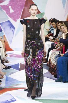 Schiaparelli Couture Collection Fall Winter 2016 in Paris