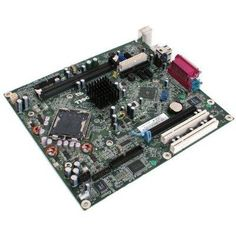 Dell ATI Radeon Xpress 200 Socket 775 Intel Pentium 4  Celeron MotherBoard For Optiplex GX320 DT Desktop Or SMT Small Mini Tower Systems Part Numbers MH651 CU395 UP453 TY915