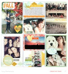 Project Life Week 42 2014 (PL Kit Only) by suzyplant at @studio_calico
