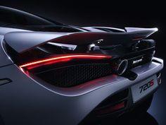 McLaren 720 S: Geneva star auto-moto show