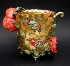 Ирина Зайцева - художник-керамист, живущая в США.