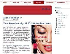How to Sell Avon Successfully - Avon Blog - Sell More Avon Online - http://www.makeupmarketingonline.com/blogging-to-sell-more-avon-online/