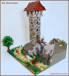 Watch Tower   Flickr - Photo Sharing!