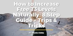 8 shockingly simple and natural tips to boost thyroid function and help reduce symptoms of an under active thyroid.