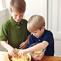 Snack Recipes for Kids | Healthy Kid-Approved Snacks | CookingLight.com  cooking with Chris