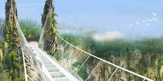Redactie,China bouwt glazen brug tussen bergen uit 'Avatar' - HLN.be (27/05/15) INTERNATIONAAL NIET EUROPEES