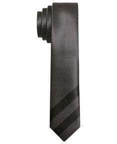 Alfani RED Tie, Viper Pane Skinny Tie - Mens Ties - Macy's
