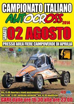 Comunicato Stampa: Torna il Campionato Italiano di Autocross