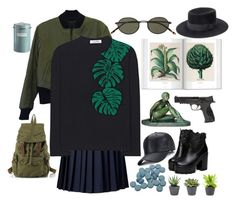 """hitmen"" by iraapt ❤ liked on Polyvore featuring art"