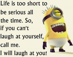 YOU HAVE A WEIRD LAUGH! If I am wrong. Than you are not laughing. If you are not laughing, than this is why I laughed at you. So now, you are laughing. (probably at me tho). So, what I said earlier is true.