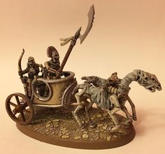 Tomb Kings Chariot